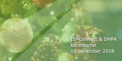 Kerstborrel ISPConnect & DHPA 2018