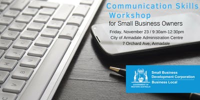 Core Communications Workshop for Small Business Owners