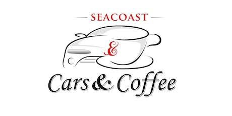 Seacoast Cars & Coffee - Mall at Fox Run tickets