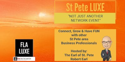 St Pete LUXE Networking - May 2019