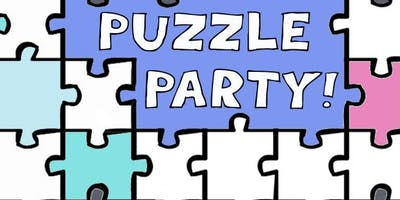 Family/Children Party: Puzzles and Pizza Party