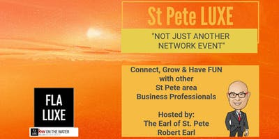 St Pete LUXE Networking - Nov 2019