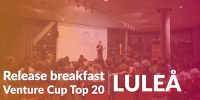 Release Breakfast Venture Cup Top 20 - Luleå