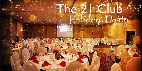 The 21 Club Holiday Party tickets