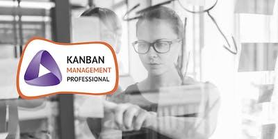 Become Kanban Management Professional - KMP I + KMP II
