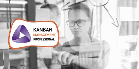 Become Kanban Management Professional - KMP I + KMP II tickets