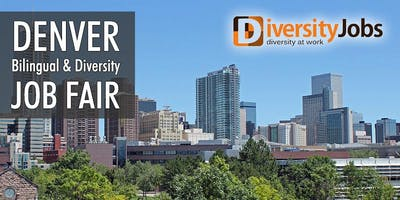Denver Bilingual & Diversity Job Fair