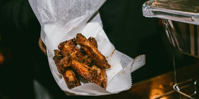 Angry Rooster PHL   10 Wings for $5 Monday's 50. Cent Wings