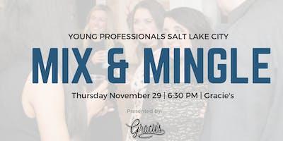 Young Professionals Mix & Mingle: Gracie\