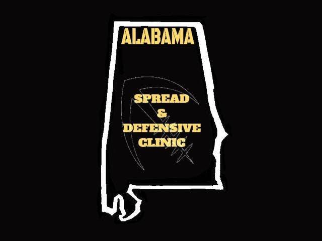 2nd Alabama Spread & Defensive Clinic