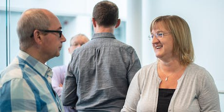 Thrive networking Tuesday breakfast - Earlham Institute tickets