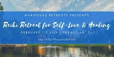 Reiki Retreat for Self Love & Healing