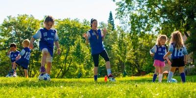 Essai gratuit - Soccer et Baseball 2 à 6 ans - Notre-Dame-de-Grâce