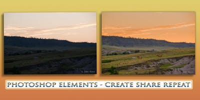 Photoshop Elements - Create Print & Share