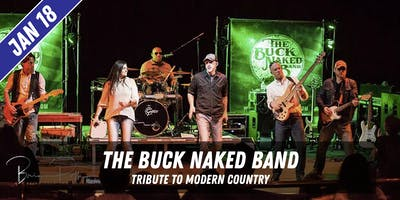 WoodsideLIVE! - The Buck Naked Band