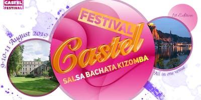 CASTEL Salsa Bachata Kizomba FESTIVAL 9-12 August 2019