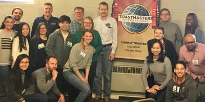 Lightly Toasted Toastmasters Saturday Morning Edition
