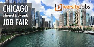 Chicago Bilingual & Diversity Job Fair