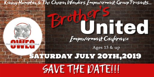 Brother's United Empowerment Conference