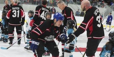 Orillia NHL Alumni Hockey Game