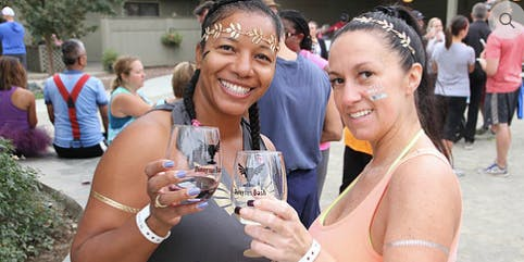 Dionysus Dash NAPA Volunteers