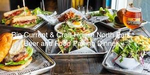 Rip Current North Park Beer & Food Pairing Dinner