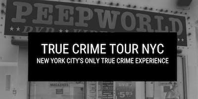 True Crime Tour NYC