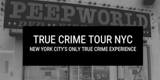 True Crime Tour NYC