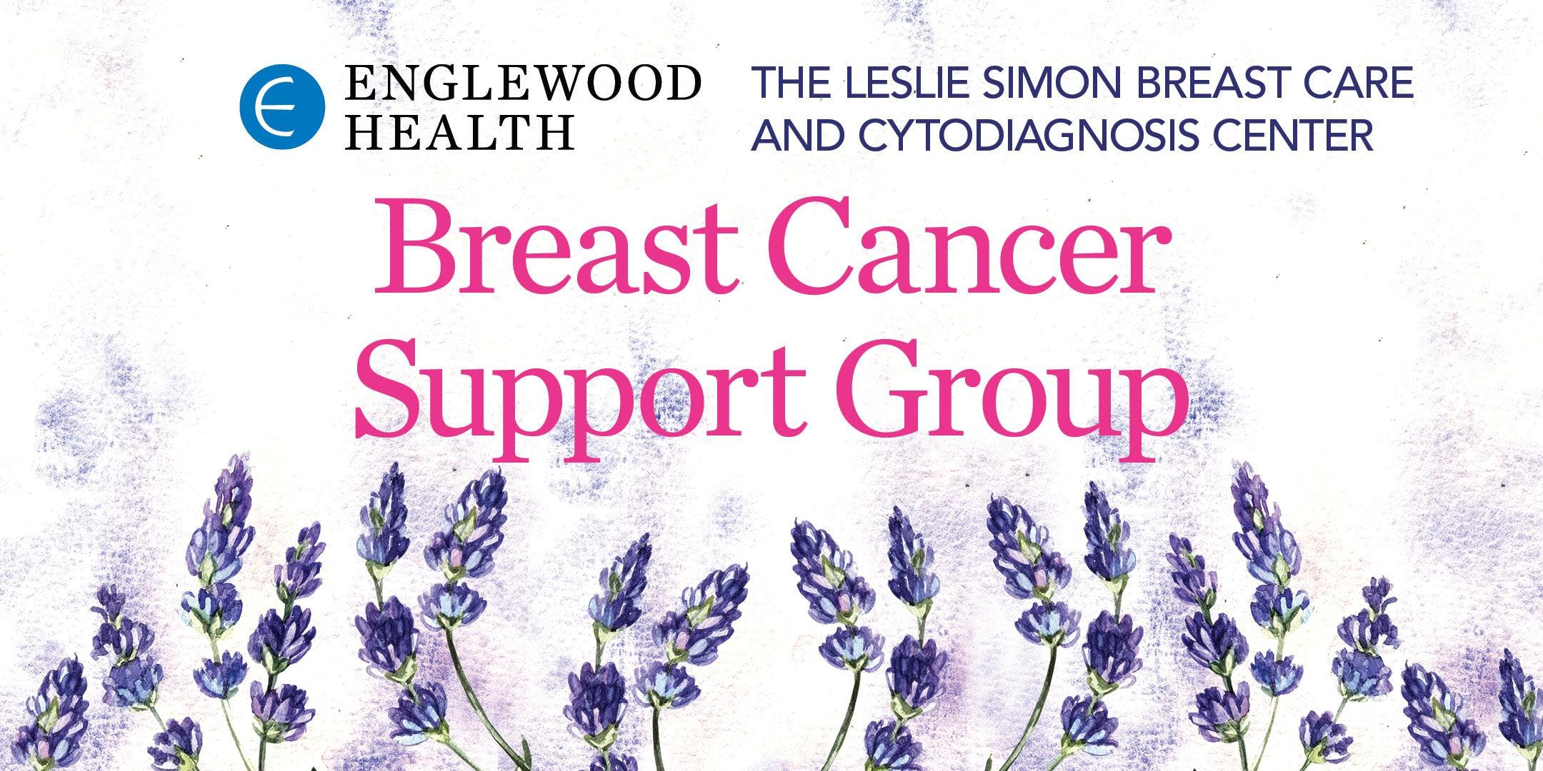 More info: Breast Cancer Support Group