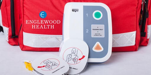Heartsaver CPR AED (Adult/Child)