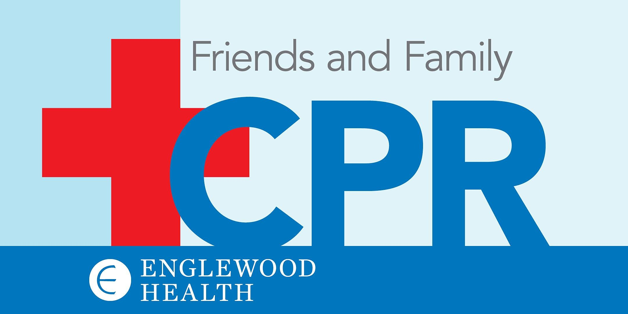 More info: Friends and Family CPR