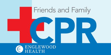 Friends and Family CPR tickets