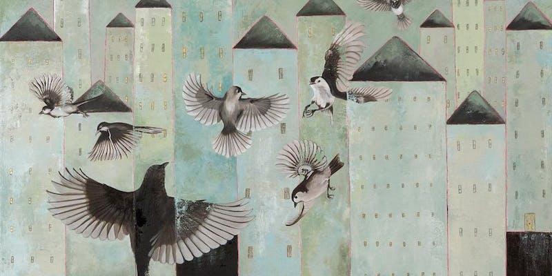 Ende & Anfang Finvernissage im mad ART mit Ursina Hasler und Capricho Casas