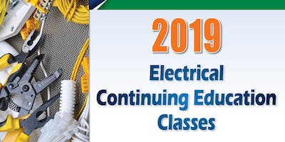 2019 Electrical Continuing Education Class, West Fargo, Jan. 22