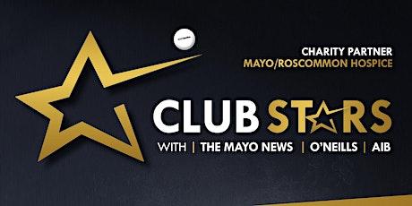 Club Stars GAA awards in Mayo 2020 tickets