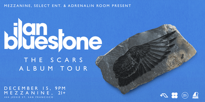 ILAN BLUESTONE at MEZZANINE