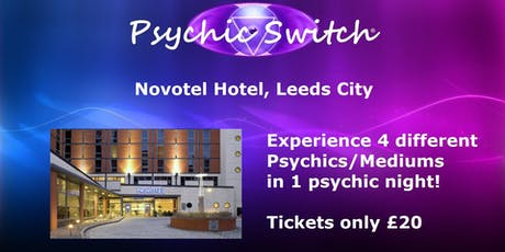 Psychic Switch - Leeds City tickets