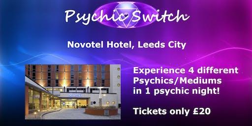 Psychic Switch - Leeds City