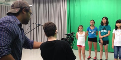 Early Release Day - TV Studio and Green Screen
