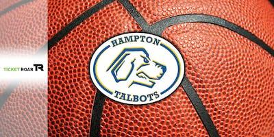 Hampton vs Indiana Varsity Basketball (Boys)