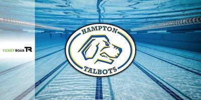 Hampton vs Shadv Side Academy Varsity Swimming
