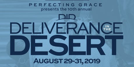 Deliverance in the Desert 2019 tickets