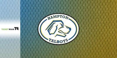 Hampton vs Mount Lebanon Varsity Wrestling