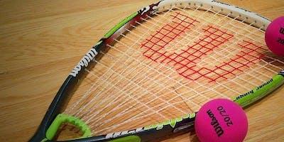 Autism Ontario-Thunder Bay-Learn To Play Squash!/ Autisme Ontario – Apprenez à jouer au squash!