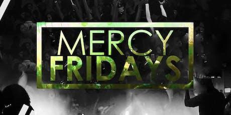 Mercy Friday's tickets