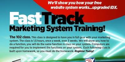 Fast Track Marketing System Training