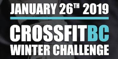 2019 CrossFit BC Winter Challenge