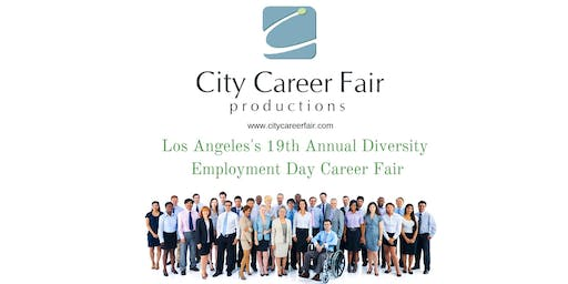 LOS ANGELES CAREER FAIR, September 25, 2019