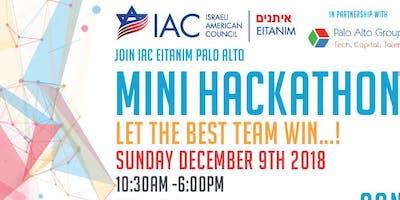 Eitanim Local Hackathon