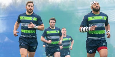 MLR: Seattle Seawolves Rugby at Toronto Arrows
